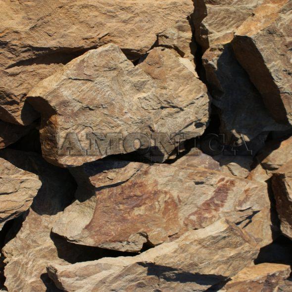 Песчаник «Дракон» тигровый